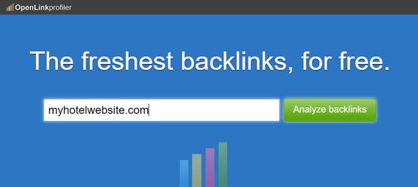 OpenLinkProfiler Backlinks