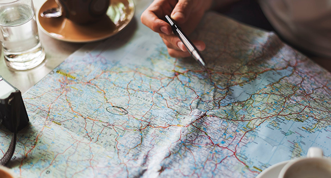 How to choose the right location for your restaurant or cafe