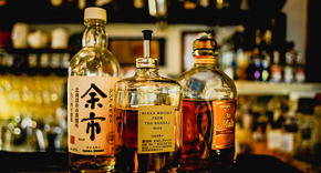 Learn your whiskey brands