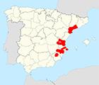 Mediterranean Coast Wine Regions Map.png