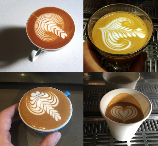 How Latte Art Works