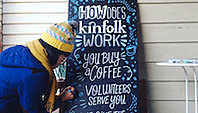 Serving Coffee With a Conscience