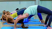 Wellness program for venue