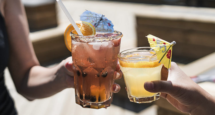 how to make your mocktails cool