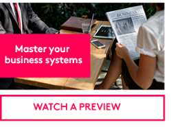 Master your business systems