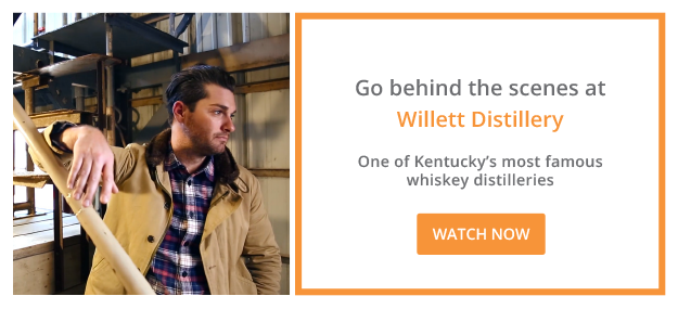 Willett Distillery tour